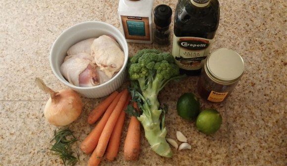 RoastedChickenIngredients